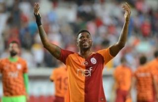 Ryan Donk, 1 yıl daha Galatasaray'da