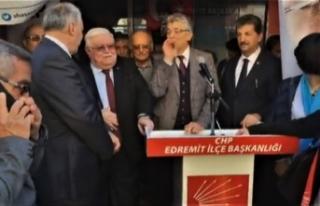 Son dakika! CHP'li Belediye Başkan Adayı disipline...