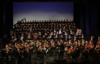 Tahran'da Beethoven'ın 250. doğum günü...