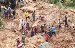 Kasırga felaketinde ölü sayısı 700'ü geçti