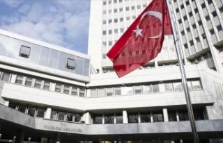 Türkiye'den ABD'nin İnsan Hakları Raporu'na...