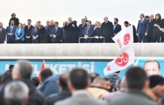 'Türkiye, teröristleri kaynağında kurutmaya...
