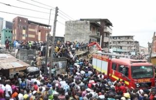 Ülke şokta! Okul binası çöktü