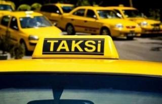 Testlere başlandı... Taksiciler artık yolu uzatamayacak