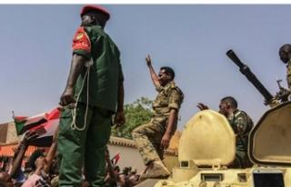 Açıklamalar peş peşe geldi: AB Sudan'a çağrı...