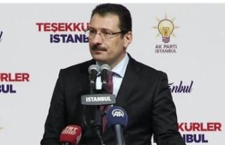 AK Parti'den son dakika açıklaması: 'CHP...