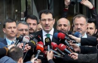 AK Parti İstanbul için olağanüstü itiraz dilekçesini...