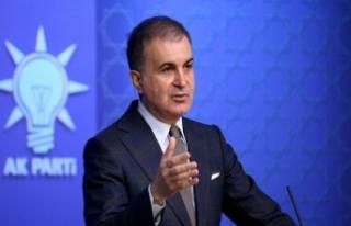 AK Parti'den saldırıya ilişkin kınama