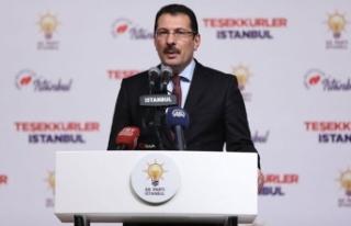 AK Parti İstanbul'daki usulsüzlüklerin yeni...
