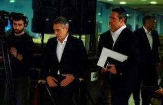 Ali Koç Ersun Yanal'a kararını açıkladı