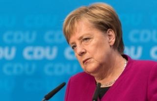 Almanya Başbakanı Merkel'in acı günü!