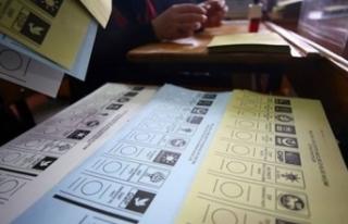 Anadolu Ajansı seçim verilerini güncelledi... İşte...