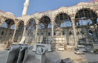 Atina'da cami hasreti sona eriyor!