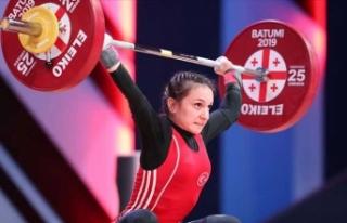 Avrupa Şampiyonası'nda ilk madalya Erdoğan'dan