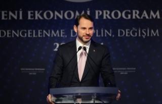 Bakan Albayrak'tan kıdem tazminatı açıklaması