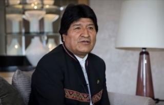Bolivya Devlet Başkanı konuştu: Trump Venezuela'da...