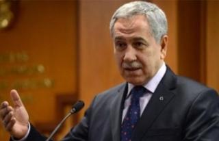 Bülent Arınç'tan 31 Mart açıklaması