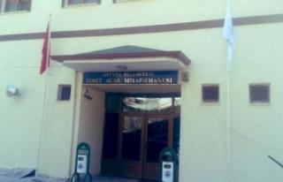 CHP'li başkanın ilk icraatı binayı geri almak...