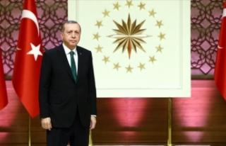 Cumhurbaşkanı Erdoğan'dan 'Baba Hakkı'...