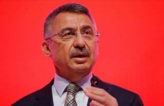 Cumhurbaşkanı Yardımcısı Oktay Bosna Hersek'e...