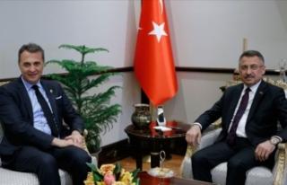 Cumhurbaşkanı Yardımcısı Oktay Orman'ı...