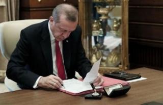 Cumhurbaşkanı Erdoğan AYM'ye yeni üye atadı