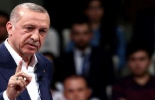 Cumhurbaşkanı Erdoğan'dan 'Kılıçdaroğlu'...