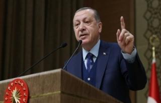 Cumhurbaşkanı Erdoğan'dan kritik mesaj: Kimsenin...