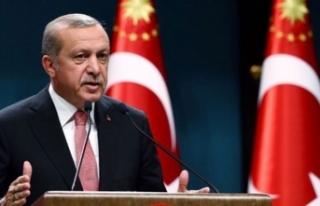 Cumhurbaşkanı Erdoğan, İstanbul'a geliyor!