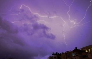 Donacağız! Meteoroloji'den fırtına, sağanak,...