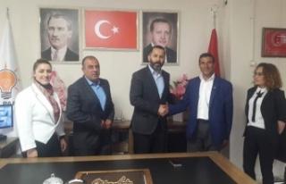 DSP'den istifa edip AK Parti'ye geçtiler