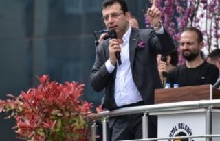 Ekrem İmamoğlu'ndan medyaya tehdit!