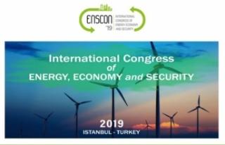 ENSCON'19 Enerji Kongresi gözleri Türkiye'ye...