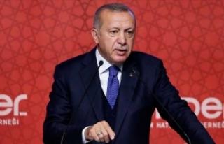 Erdoğan'dan Karamollaoğlu'na tarihi Çamlıca...