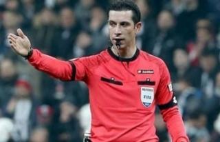 Fenerbahçe Galatasaray derbisinin hakemi belli oldu