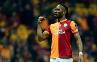 Galatasaray Drogba'yı onurlandıracak