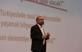Geleceğin Türkiyesi'nde ekonomi raporu açıklandı