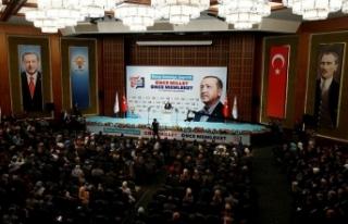 Hazırlıklar başladı! AK Parti'de kritik toplantı...