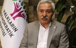 HDP'li Büyükşehir Belediye Başkanı'na şok!...
