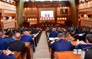 İBB 2018 yılı faaliyet raporu kabul edildi