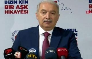 İBB Başkanı Uysal'dan son dakika 'Büyükçekmece'...