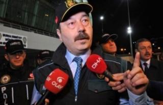 İl Emniyet Müdürü Osman Ak'a yeni görev!