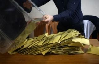 İstanbul'da oy sayımı bitti gözler YSK'da!