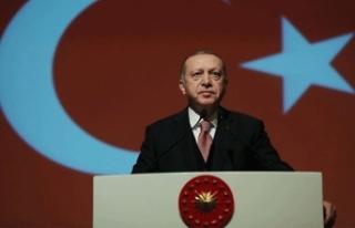 İşte Cumhurbaşkanı Erdoğan'ın öve öve bitiremediği...