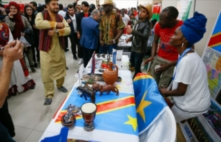 İzmir'de '12. Uluslararası Öğrenci Buluşması'