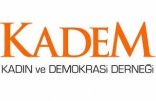 KADEM'den İstanbul Tabip Odası'na tepki