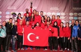 Kadın Milli Takımı şampiyonayı üçüncü bitirdi