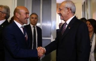 Kılıçdaroğlu, İzmir Büyükşehir Belediye Başkanı...