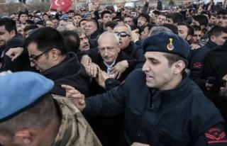 Kılıçdaroğlu'na saldırının şüphelisi...