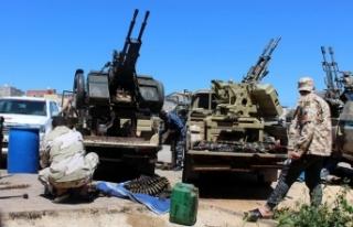Libya'da yas var!